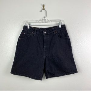 Levi Strauss | Orange Tab 950 Vintage Mom Shorts